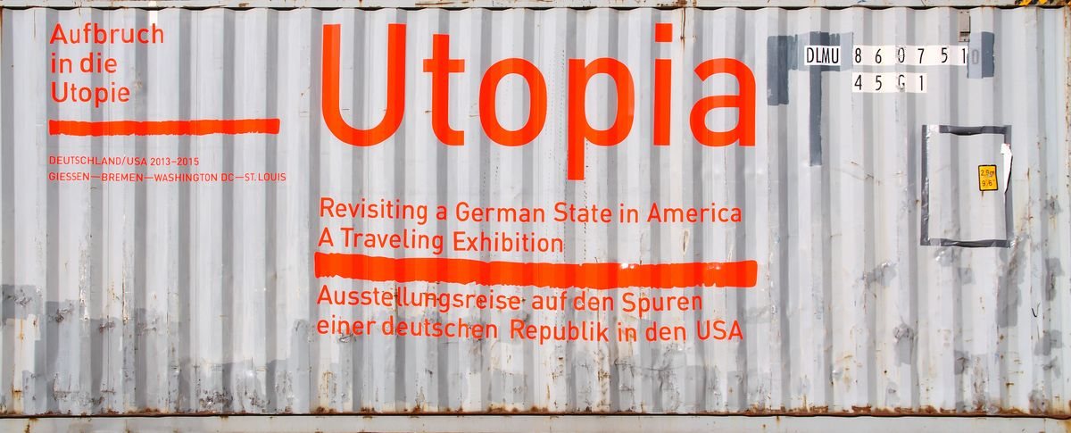 Der Container, Foto: Peter Roloff